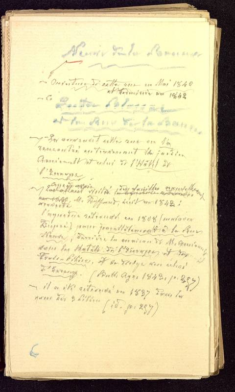 Visuel du media #8 - Fichier de notes sur les rues de Poitiers, page 8