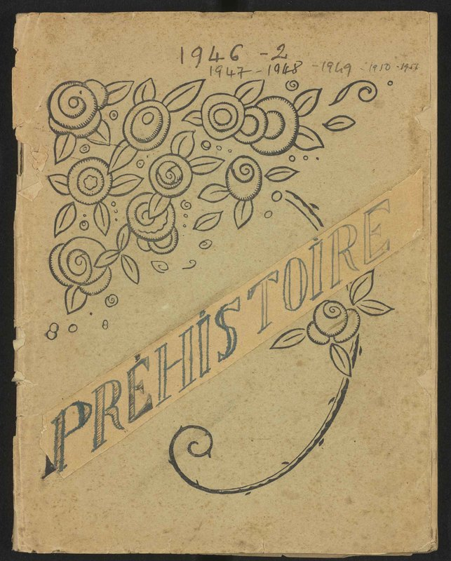 Visuel du document Préhistoire Sénégal, 1946-1951
