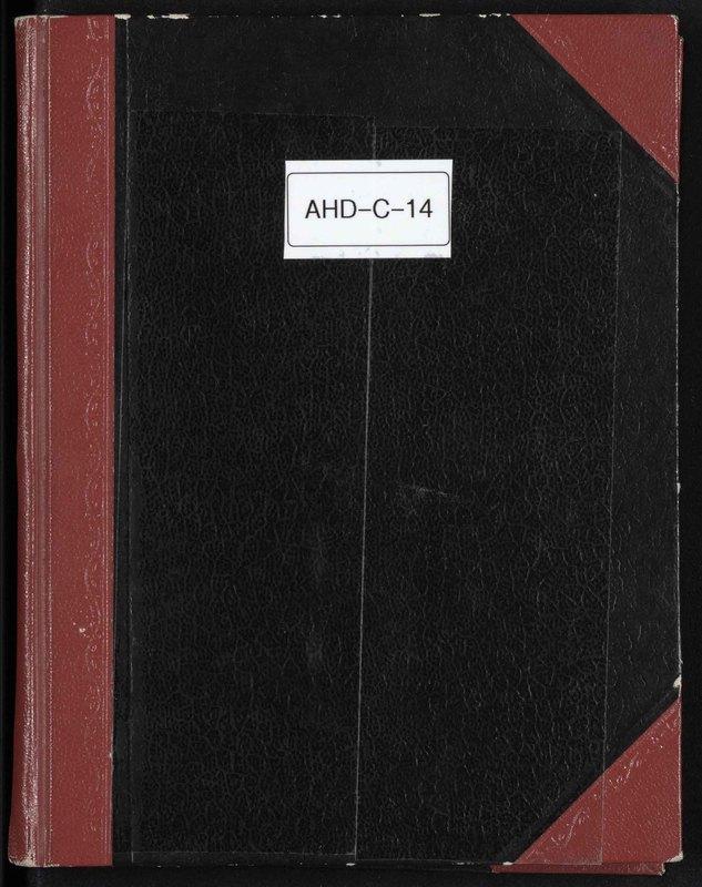 Visuel du document Carnet de terrain (Brusc, les Salin-d'Hyères), 1980-1984
