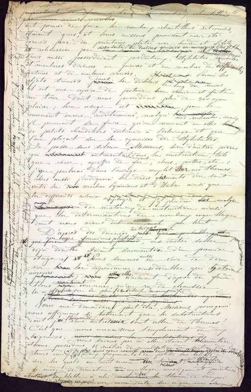 Visuel du media #6 - Les thermes de Poitiers, manuscrit communication 7 p., page 6