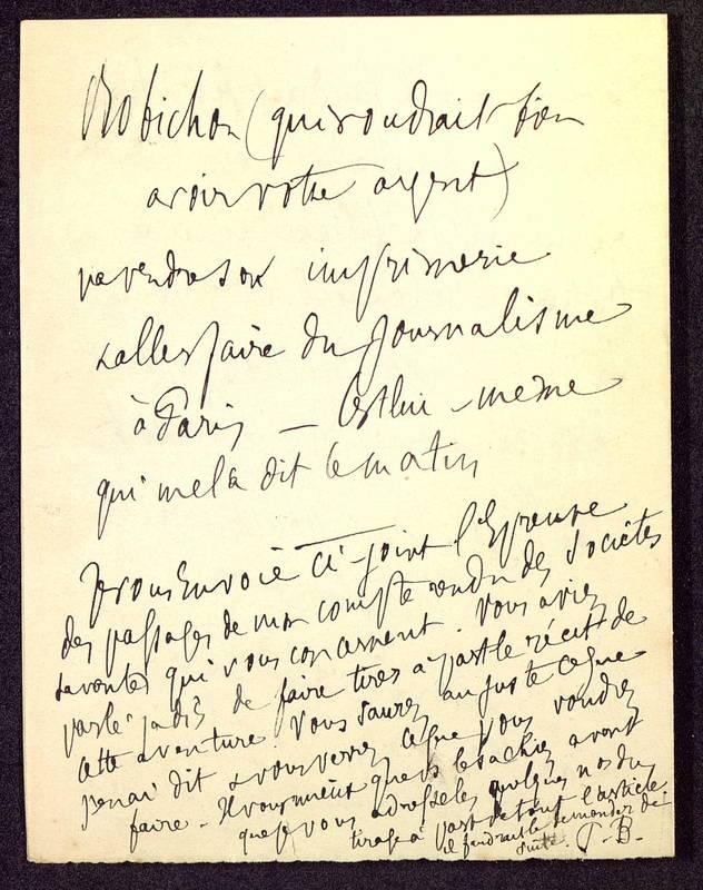 Visuel du media #12 - Lettre (01/05/1882) | Page 4 | FRAD86_16J3_31_005