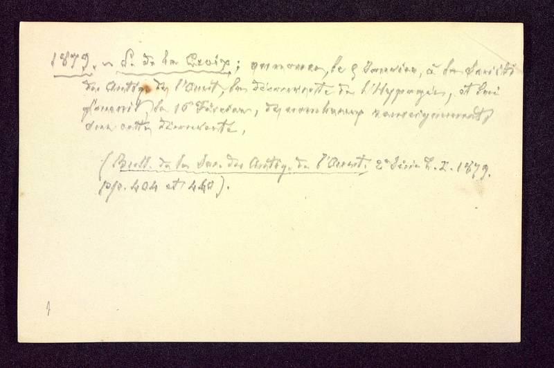 Visuel du media #11 - Notes bibliographiques, page 1