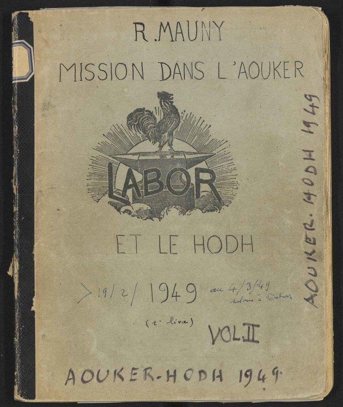 Visuel du document L'Aouker et le Hodh, vol. II, 19 février - 4 mars 1949