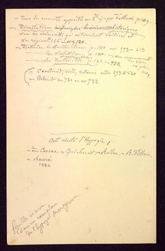 Visuel du media #2 - Notes manuscrites, page 2