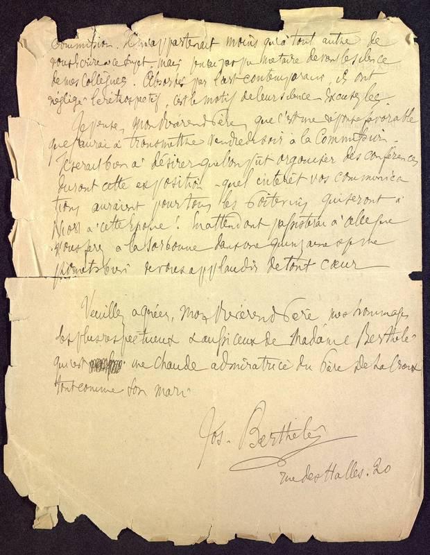 Visuel du media #6 - Lettre (30/03/1882) | Page 2 | FRAD86_16J3_31_002