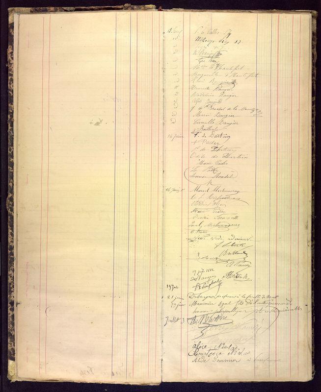 Visuel du document Notes manuscrites sur le baptistère Saint-Jean à Poitiers 05