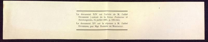 Visuel du media #10 - Notes bibliographiques, Pyramide de Saint-Hilaire, page 2