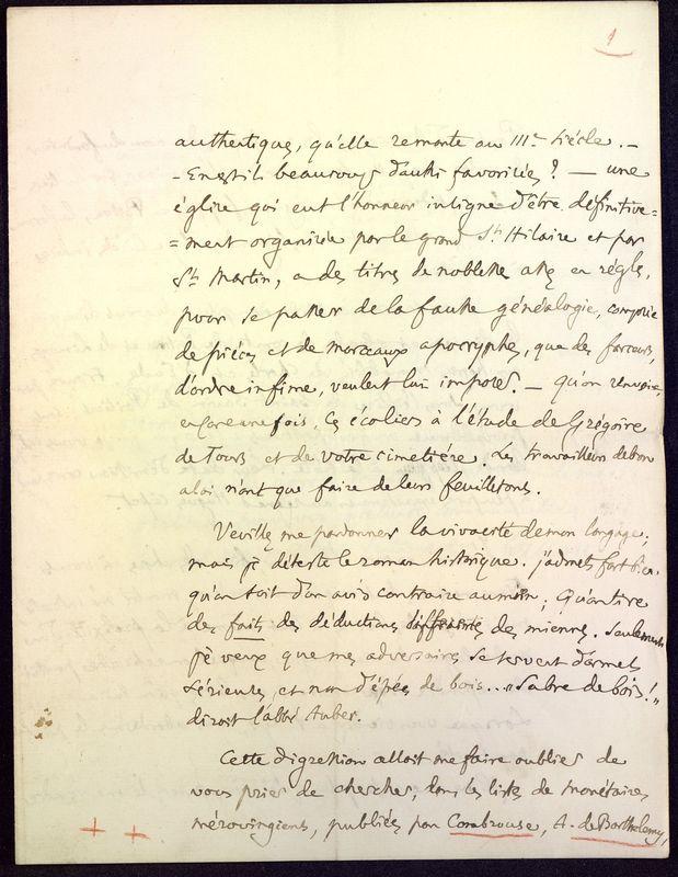Visuel du media #9 - Lettre de Fillon à De La Croix du 14 novembre 1879, page 9