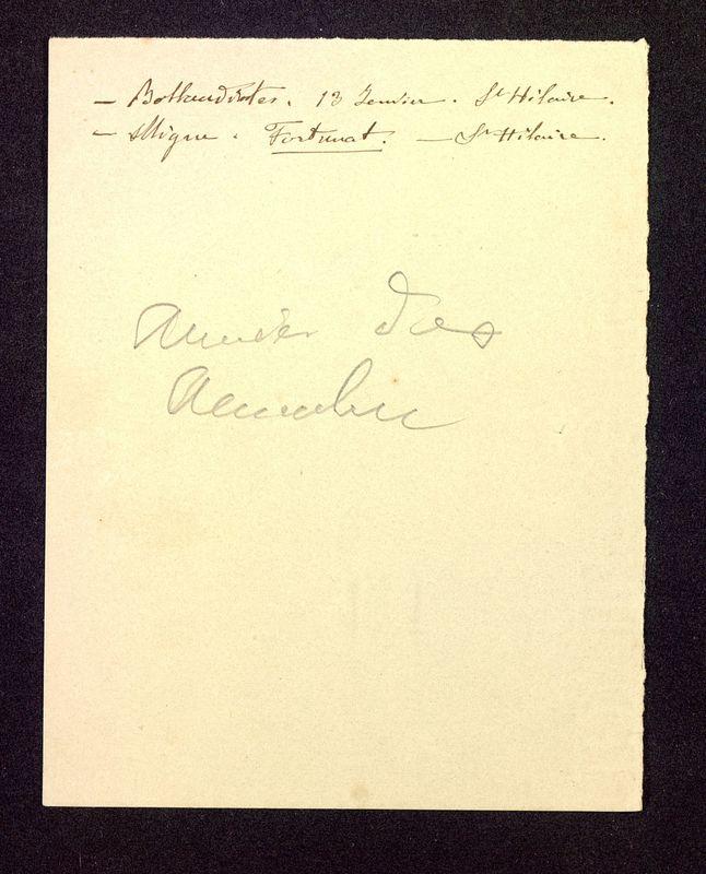 Visuel du media #2 - Notes bibliographiques, Église Saint-Hilaire
