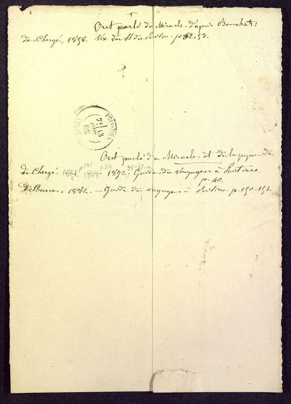 Visuel du media #11 - Notes bibliographiques, Pyramide de Saint-Hilaire