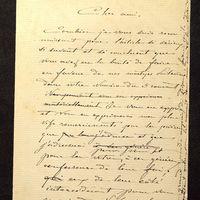 Visuel du document Correspondance avec Arthur Loth (1886-1906)