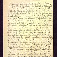 Documents sur la question du Martyrium de Poitiers n°1 à 4, page 1