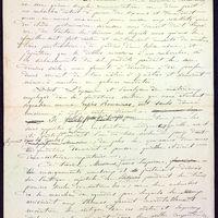 Les thermes de Poitiers, manuscrit communication 7 p., page 1