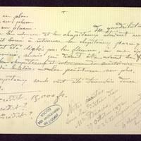 Notes mobilier, Baptistère Saint-Jean
